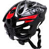 Chakra Youth Cycling Helmet Snap/Gloss Black/Red