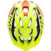 Chakra Youth Cycling Helmet Snap/Gloss Fluo Yellow/Orange