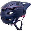 Maya 2.0 Helmet Revolt/Matte Navy/Red