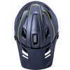 Maya 2.0 Helmet Revolt/Matte Titanium/Fluo Yellow
