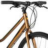 Chinook Step-Through Bicycle Brown/Yellow