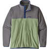 Micro D Snap-T Pullover Matcha Green