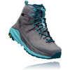 Chaussures de courte randonnée imper Sky Kaha Mid Vert frimas/Brume turquoise