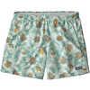 Baggies Shorts Aurea Blooms/Atoll Blue