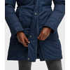 Calidity Parka Midnight Blue Heather
