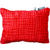 Compressible Medium Pillow Cardinal