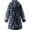 Vatten Raincoat Navy