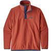 Micro D Snap-T Pullover New Adobe