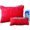 Compressible Medium Pillow Cardinal