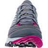 Chaussures de course sur sentier Akasha Carbone/Betterave