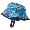 Baby Sun Bucket Hat Bell Bay/Port Blue