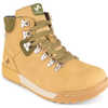 Patch Waterproof Light Hiking Boots Sand/Cypress