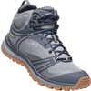 Terradora Mid Waterproof Light Trail Shoes Blue Nights/Blue Mirage