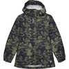 Aquanator Jacket Thyme Camo Bear Print