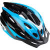 Mid Town Cycling Helmet Blue/White