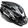 Mid Town Cycling Helmet Grey/Black/White