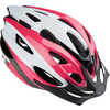 Mid Town Cycling Helmet Pink/White