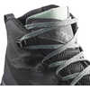Outline Mid Gore-Tex Light Trail Shoes Black/Magnet/Green Milieu