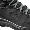 OUTline Mid Gore-Tex Light Trail Shoes Black/Magnet/Green Milieu