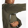 AllProof Stretch Rain Jacket New Taupe Green
