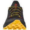 Kaptiva Trail Running Shoes Black/Yellow