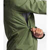 AllProof Stretch Rain Jacket Four Leaf Clover