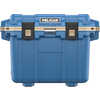 Elite Cooler 30QT Pacific Blue/Coyote
