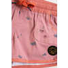 Board Shorts Peaks and Pines Dusty Rose