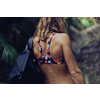 Culotte de bikini Daisy Été exotique