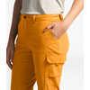 Wandur Hike Pants Citrine Yellow