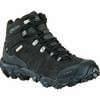 Bridger Mid Bdry Hiking Shoes Black