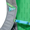 Inca 16L Pack Shark/Aqua/Grass