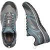 Chaussures de courte randonnée Terradora Tempête/Fer forgé