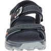 Choprock Strap Sandals Black