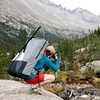 Sac à dos pour kayak pliable Gris