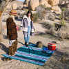 Festival Blanket Baja Aqua