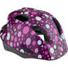 Zoom Cycling Helmet Pink Dots