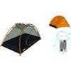 Talus 2-Person Tent Golden Oak/Saffron Yellow