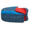 King Solomon -9C Double Sleeping Bag Blue/Red