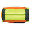 Sac de couchage double Cabin Creek -9 °C Marine/Orange/Jaune