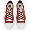 Wata Vegan Organic Cotton Canvas Sneakers Canvas/Marsala Pierre