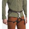 Chemise à manches longues North Dome Vert nouveau taupe