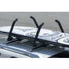 Single SUP Classic Rack Set with Adapter Silver/Black