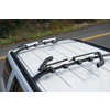 Expandable Universal X Rack with Adapter Silver/Black