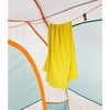 Tente Homestead Roomy 2 personnes Motif poly faible orange zinnia/Jaune citrine