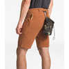 """North Dome Shorts - 12"""" Inseam Caramel Cafe"""