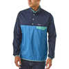 Houdini Snap-T Pullover Port Blue