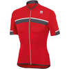 Pista Jersey Red/Anthracite/White