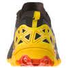 Chaussures de course sur sentier Bushido II Noir/Jaune