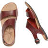 Sandales Sofia à deux sangles Piquant/Paillis